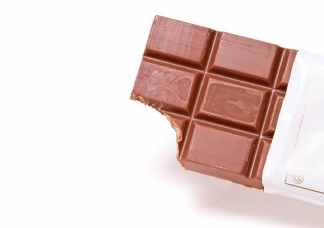 チョコレートの添加物