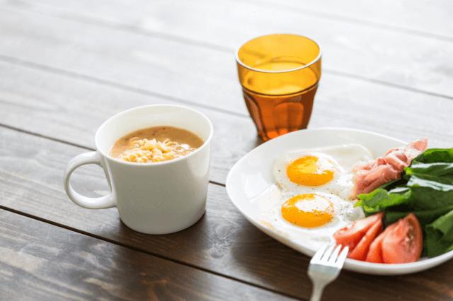 インスタントスープの添加物