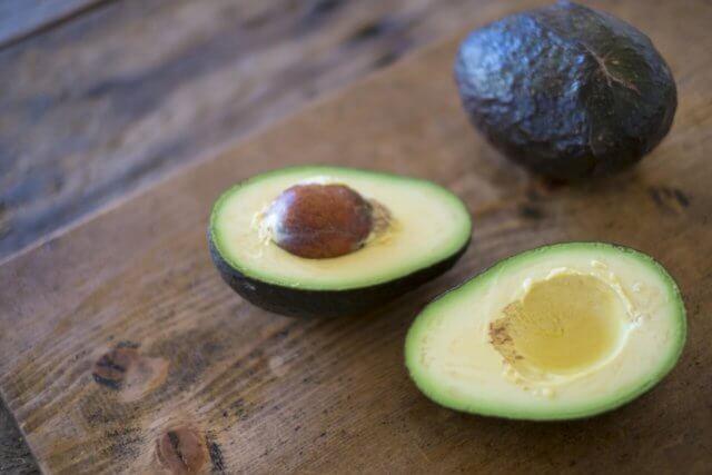 アボカドの栄養素