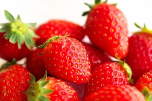 イチゴの栄養素