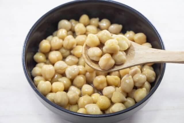 ひよこ豆の栄養素