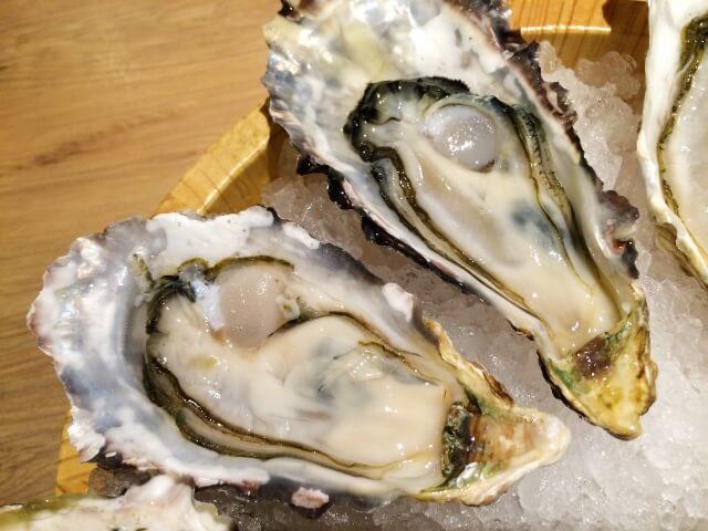 牡蠣の栄養素