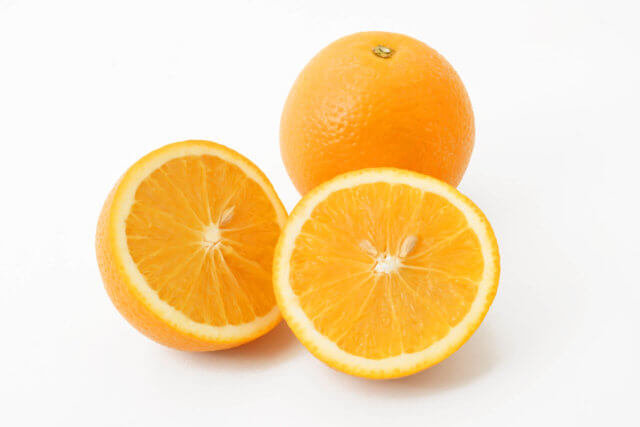 ネーブルオレンジの栄養素