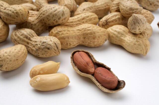 ピーナッツの栄養素