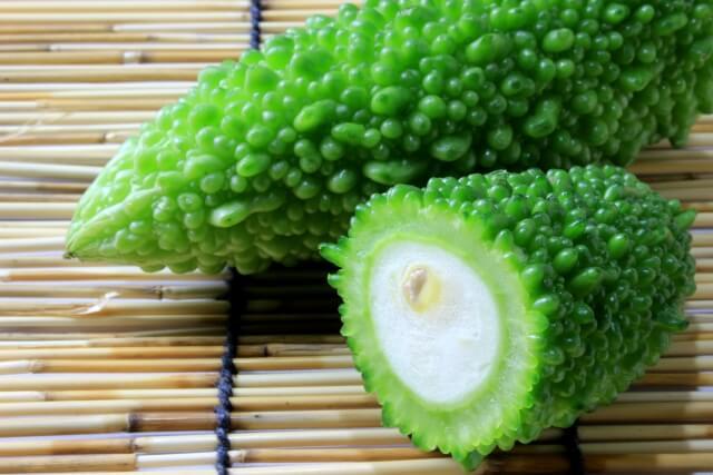 ゴーヤ(苦瓜)の栄養素