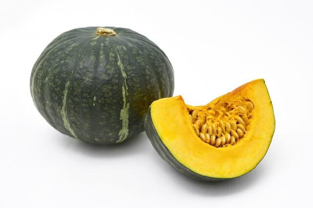 かぼちゃの栄養素