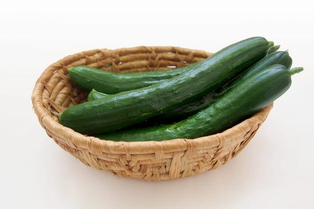 きゅうりの栄養素