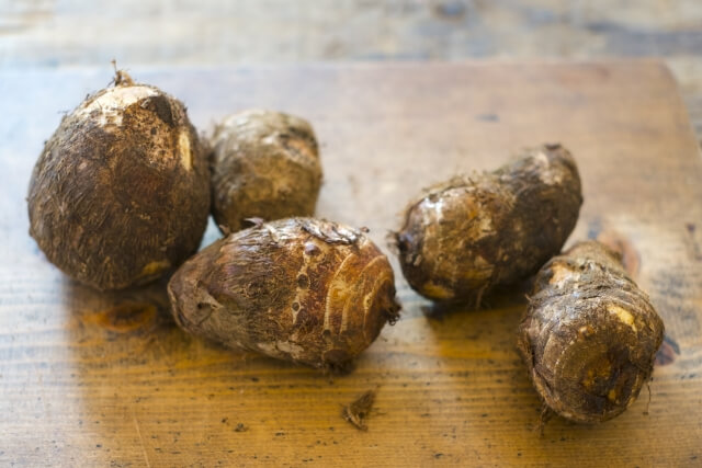 里芋の栄養素