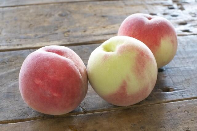 桃の栄養素