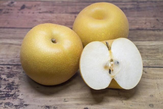 梨の栄養素