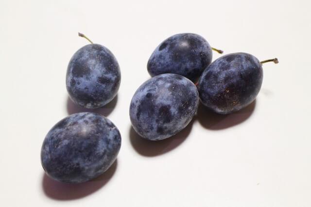 プルーンの栄養素