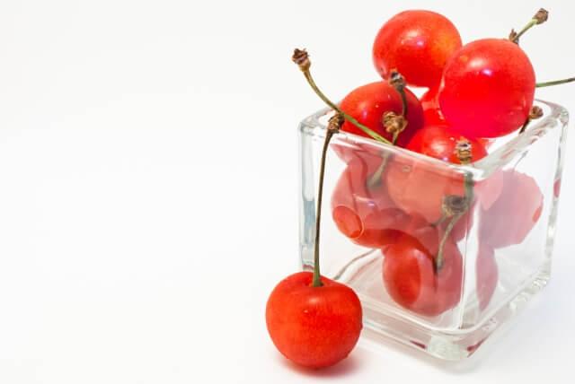 さくらんぼの栄養素