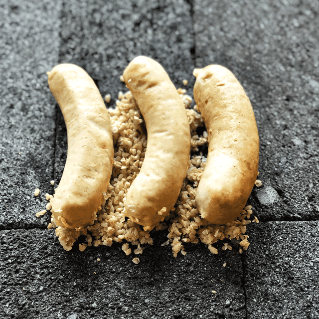 PURE FARMの発酵玄米ソーセージ
