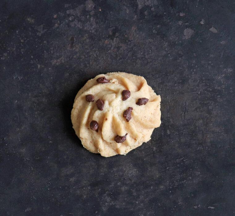 菓歩菓歩のチョコチップクッキー