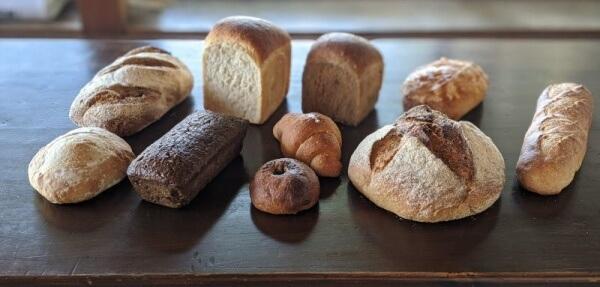ライ麦と自家製酵母の一歩ベーカリー