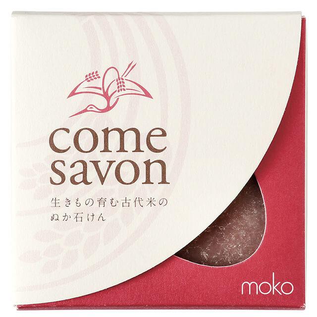moko 米糠石鹸