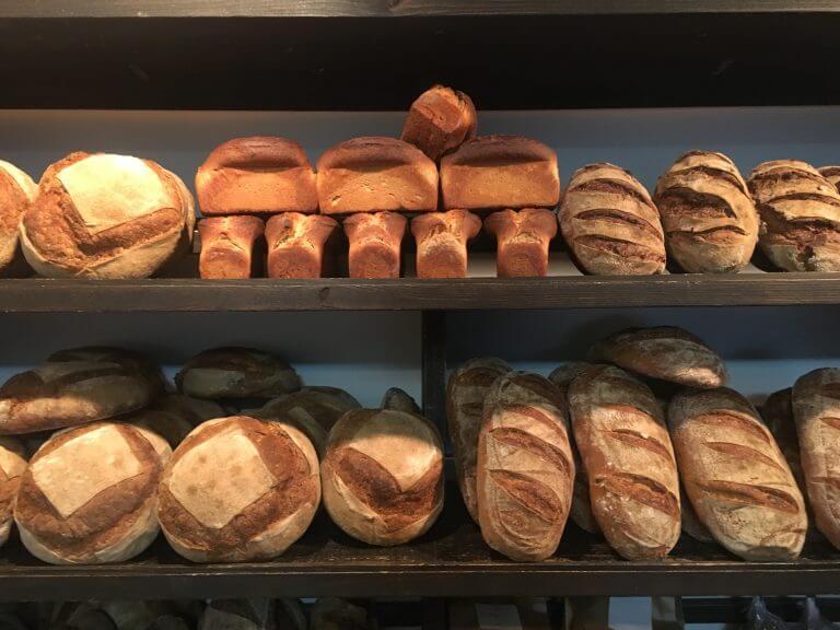 捨てないパン屋 ブーランジェリー・ドリアン