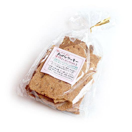 アルペンローゼのおからクッキー