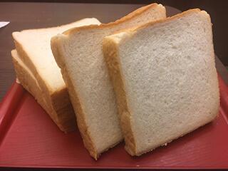 ブーランジェリーカレの無添加パン