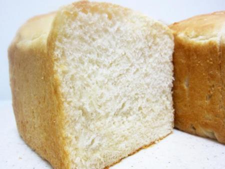 こだわり米粉食パン色パン屋のプレーン