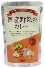 ムソー野菜カレー