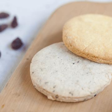 ナナハコの卵・バター・乳不使用のベーシッククッキー