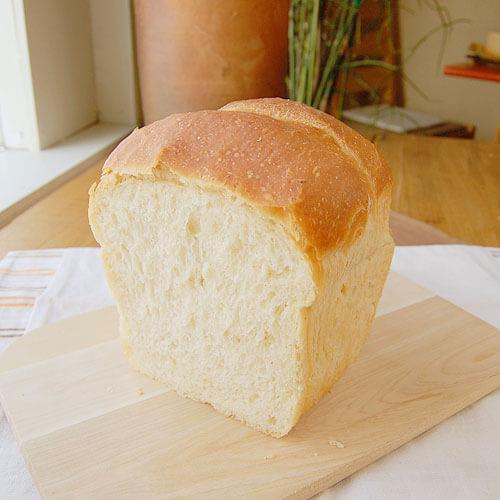 卵と牛乳不使用の食パン