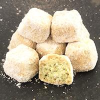 菓子工房よどがわの茶玉 和三盆クッキー