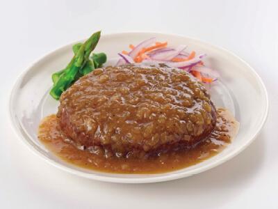 石井食品の淡路玉ねぎハンバーグ