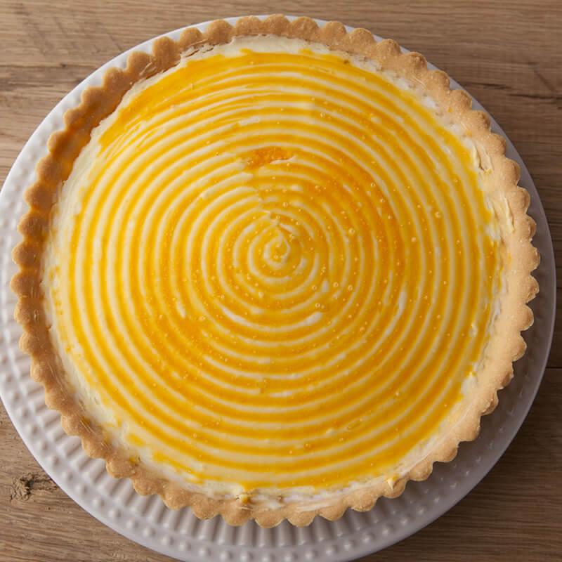 成田ゆめ牧場のぐるぐるチーズケーキ