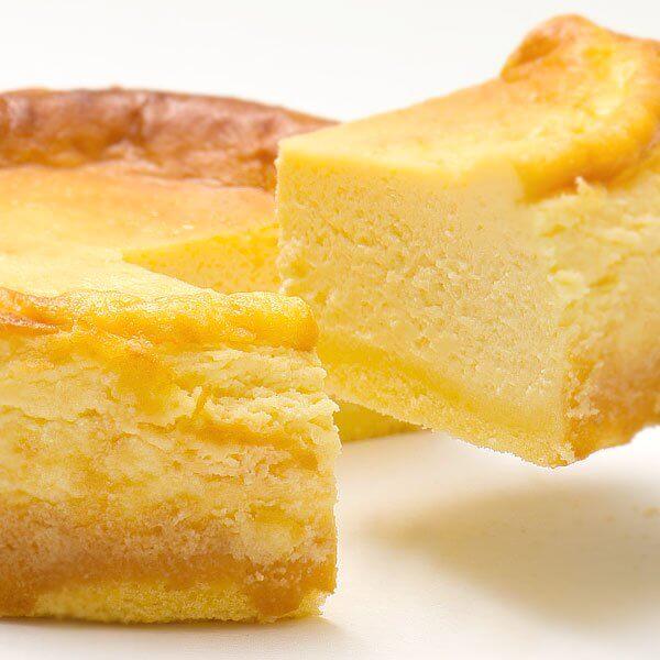 京都ソラアオの京都プレミアムチーズケーキ