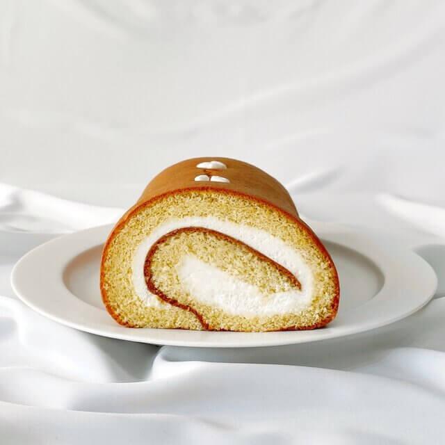 グルテンフリースイーツのコメル お米のロールケーキ「夢の穂」