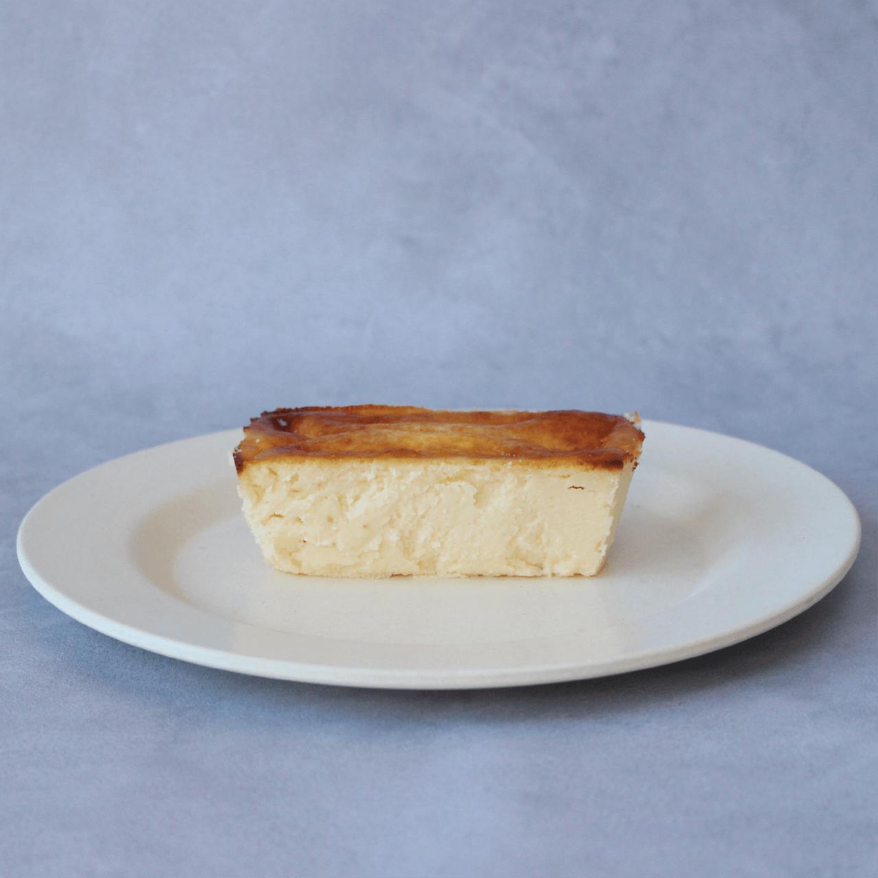 東京えんとつのメルボルン発クラシックチーズケーキ