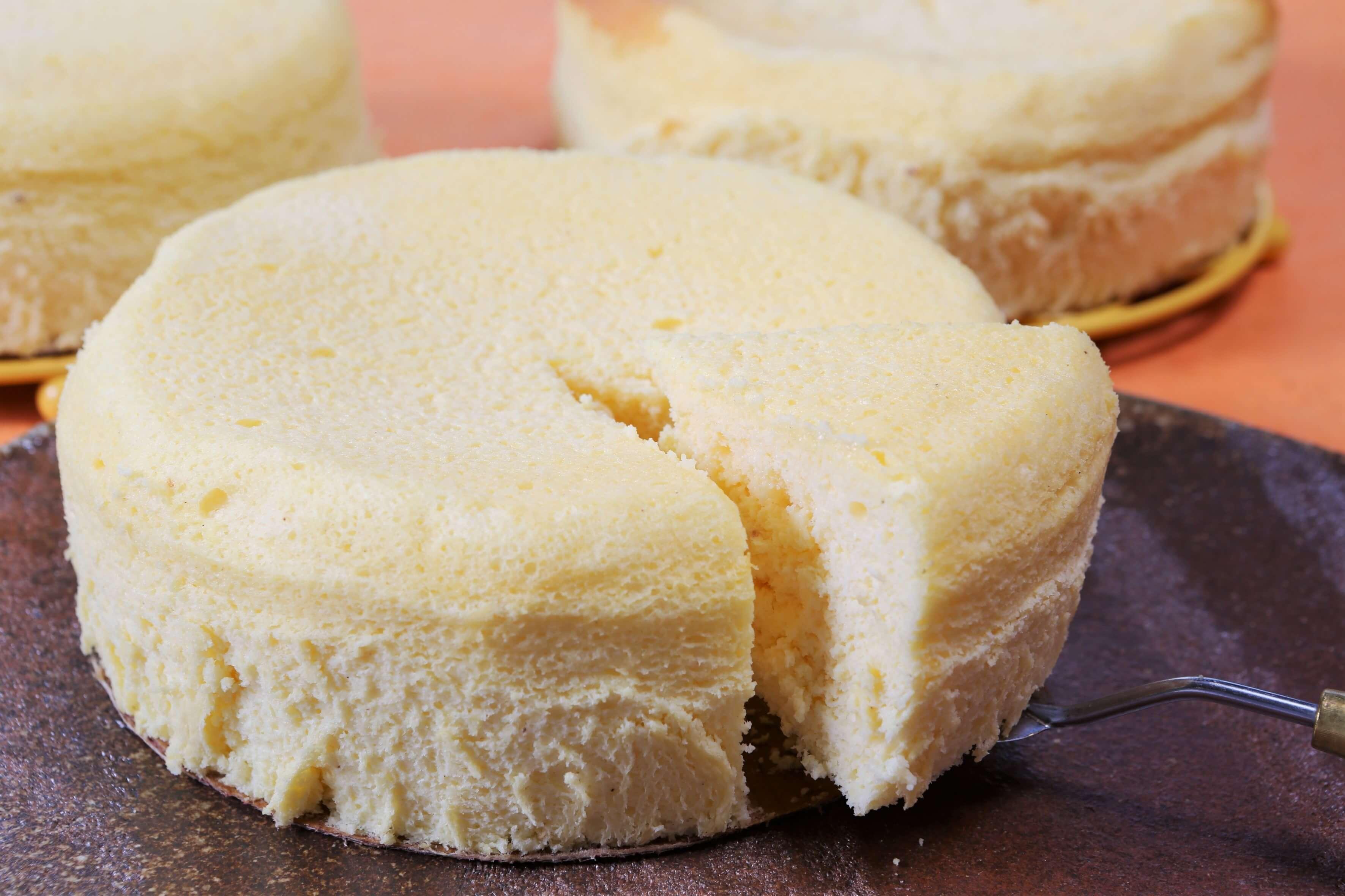 tousuibouのスフレチーズケーキ