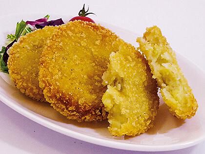 日岡食品のじゃがバターコロッケ
