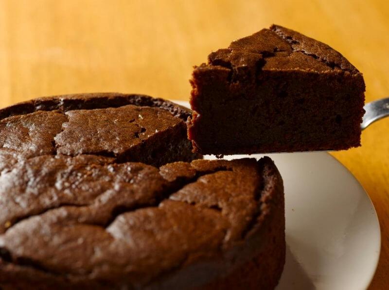 ナチュラルケーキふくろうのマクロビガトーショコラ