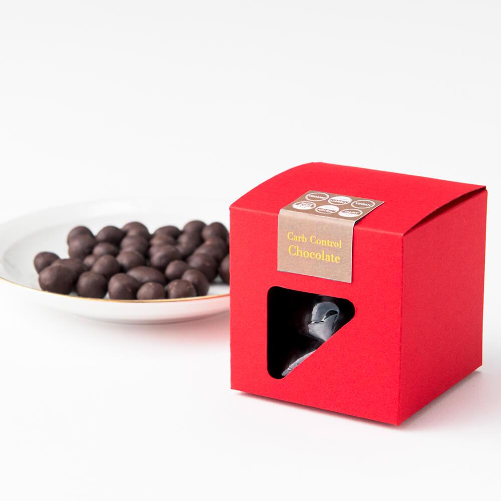 ELLEcafeのオーガニック糖質コントロールチョコレート