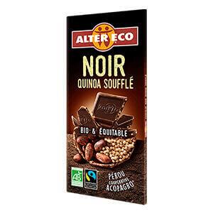 アルテルエコのフェアトレードチョコレート