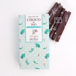 ダーデン社の有機ミントチョコレート