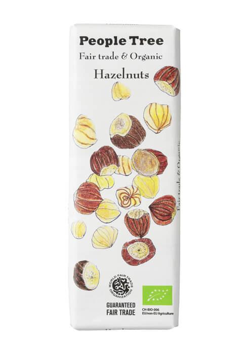 ピープルツリーのフェアトレードチョコレート