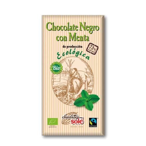 チョコレートソールのペパーミント
