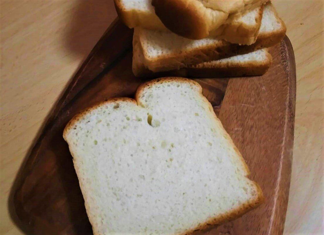 一本堂のホテル食パン