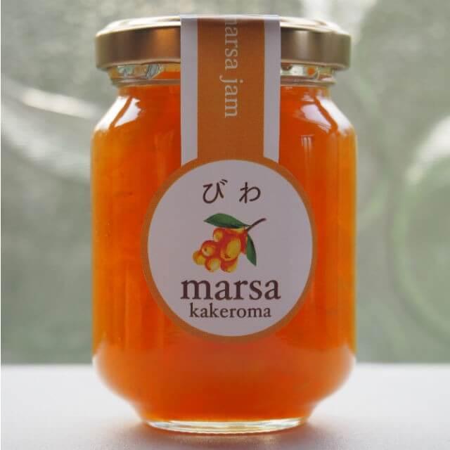marsa-jam いつものパンとヨーグルトで南国気分!無農薬ジャム