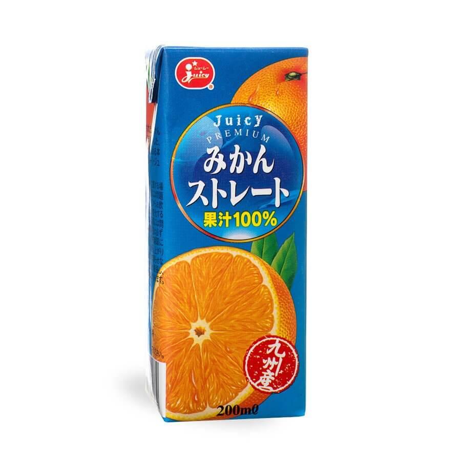 JAタウン(JA熊本果実連)のみかんストレートジュース