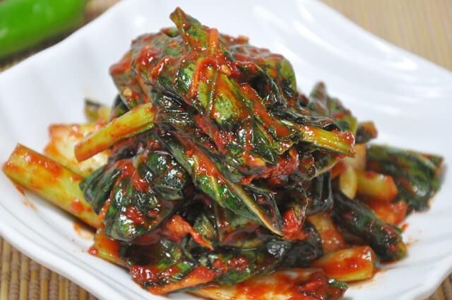 国産良質野菜のキムチ 成康