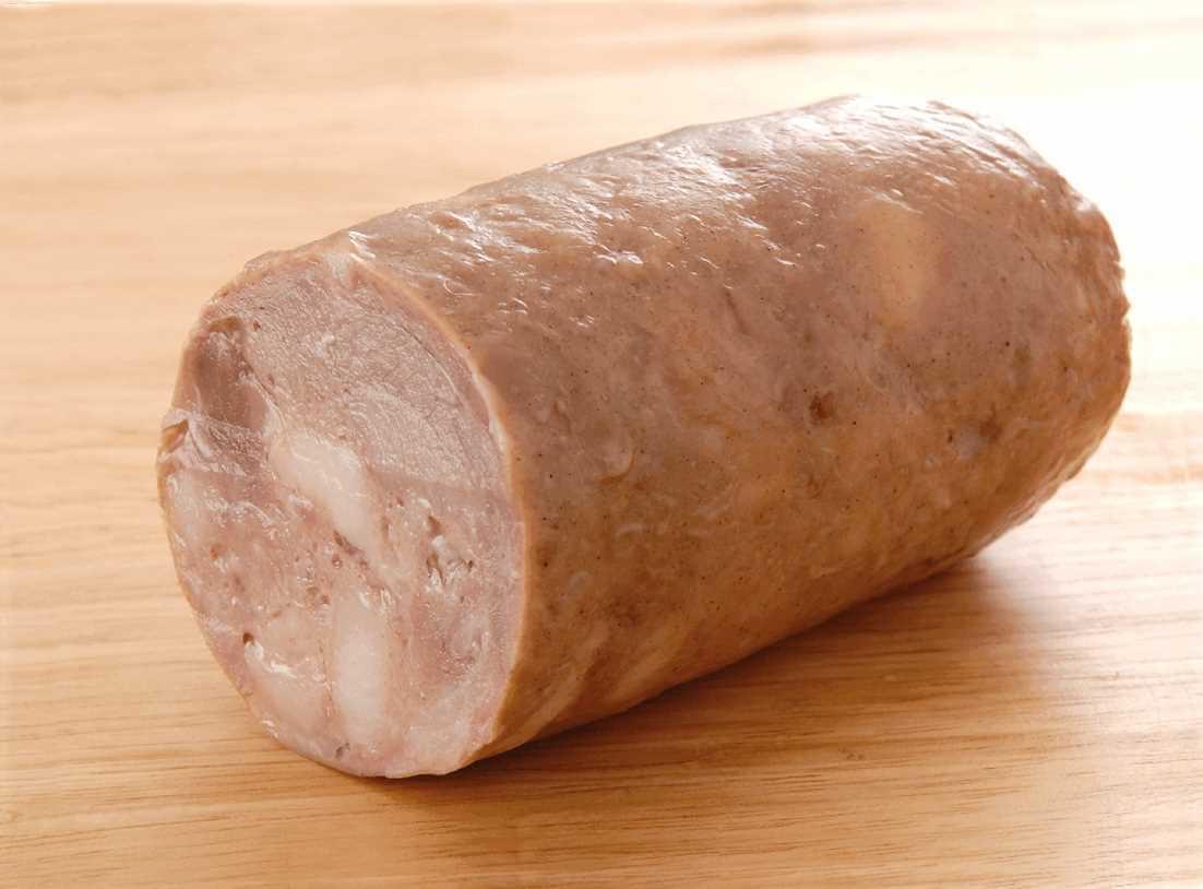 鹿児島ますやの鹿児島黒豚無添加黒豚ポークハム
