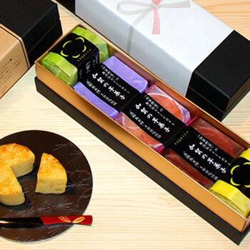 加賀彩(かがいろ) 五郎島金時芋100%使用 無添加スイートポテト