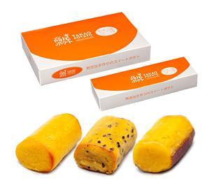 東京Mammaマンマ Sweet potato 「高尾ポテト 3種MIX」